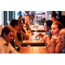 People eat more when dining with friends and family - study