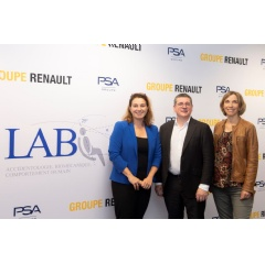 Carla Gohin, Director of Research, Innovation and Advanced Technologies, PSA Group