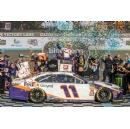 Hamlin Clutch in Phoenix Victory, Secures Manufacturer's Title for Toyota