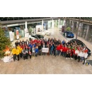 Audi honors voluntary engagement: EUR 29,000 for regional facilities