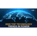 The 2020 Top Technology Trends in Power