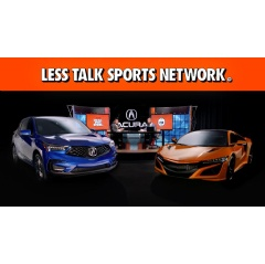 "Acura ""Less Talk Sports Network"" is the Fast Break from March College Basketball Commentary"