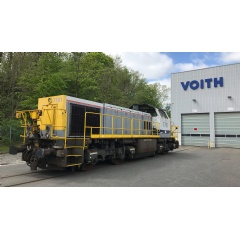 Voith and Lineas have signed a maintenance contract for the major overhaul of 30 locomotives type HLD 77.