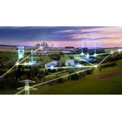 The graphic shows what the energy supply in Herzogenrath could look like from 2030 onwards.