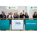 TECO 2030 Admitted to Trading