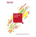 Ricoh publishes the Ricoh Group Integrated Report 2020