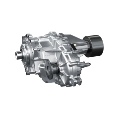 BorgWarner to supply its durable part-time transfer cases to Nissan for production of Navara pick-up and Paladin SUV models