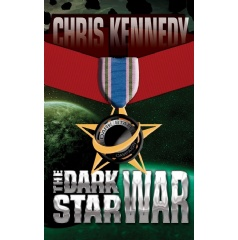 Author Chris Kennedy describes what alien warfare might be like in his science fiction series.