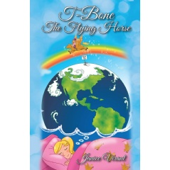 T-Bone the Flying Horse by Janice Virant
