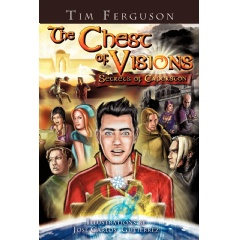 The Chest of Visions by Tim Ferguson