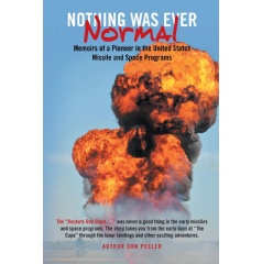 Nothing Was Ever Normal