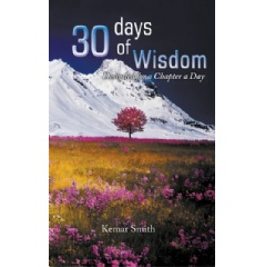 30 Days of Wisdom: Designed for a Chapter a Day