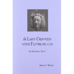 A Lady Crowned with Fleurs-de-Lys