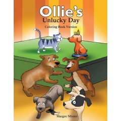 """Ollie's Unlucky Day"" - Written by Margee Minter"