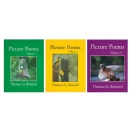 "Author Releases Three Volumes of His Book, ""Picture Poems"""