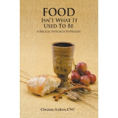 Food Isn't What It Used to Be