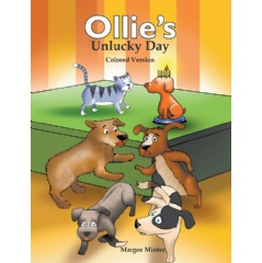 """Ollie's Unlucky Day (Colored Version)"" by Margee Minter"