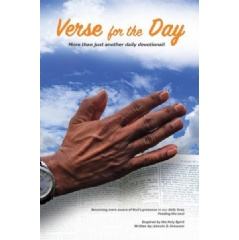 Verse for the Day: More than Just Another Daily Devotional!