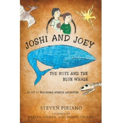 """Joshi and Joey: The Boys and the Blue Whale""