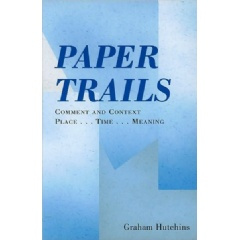 Paper Trails