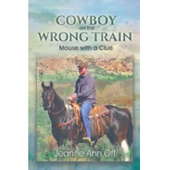Cowboy on the Wrong Train