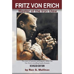 The biography centers on Von Erich's triumphs and tragedies beyond the wrestling ring.