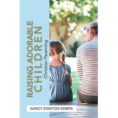 Raising Adorable Children is written with biblical wisdom meant for new parents and couples. Every chapter offers wisdom that they can practice every day