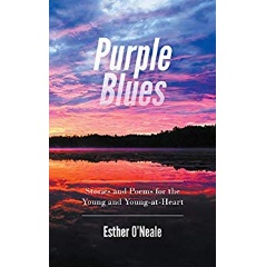 """Purple Blues"" opens a window into the varieties of language used by a community, and offers a taste of the rich culture that identifies them as uniquely Caribbean. Tales of childhood discovery and sibling rivalry evoke echoes of a cherished past."