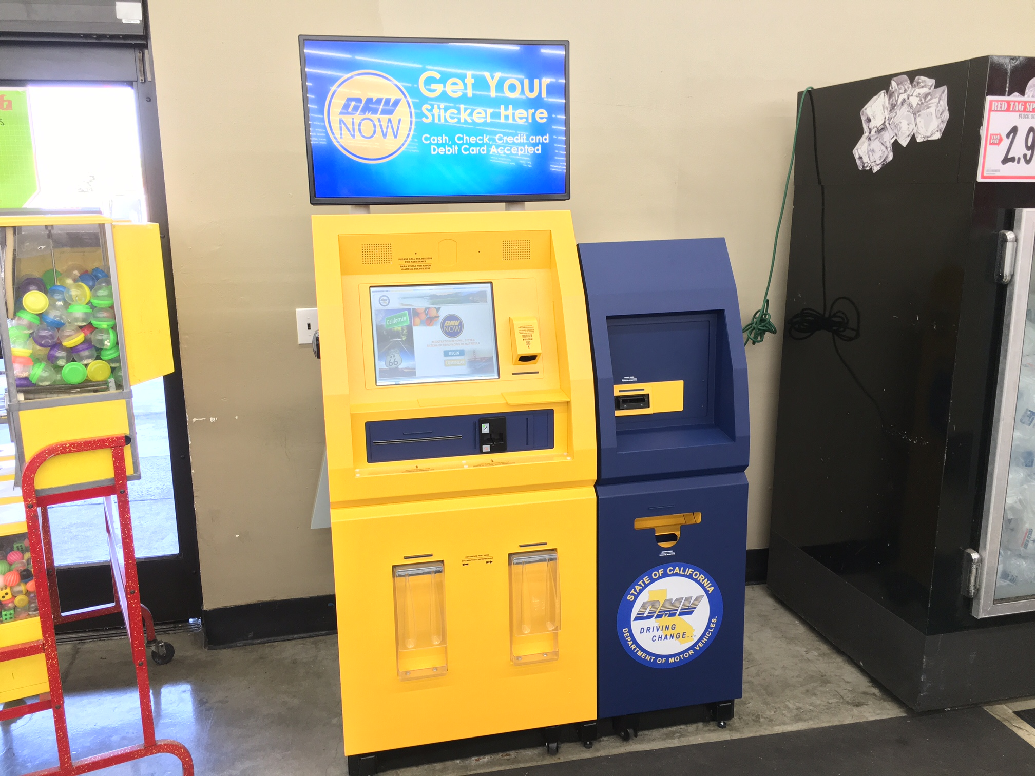 100th DMV Now kiosk installed at California DMV   WebWire