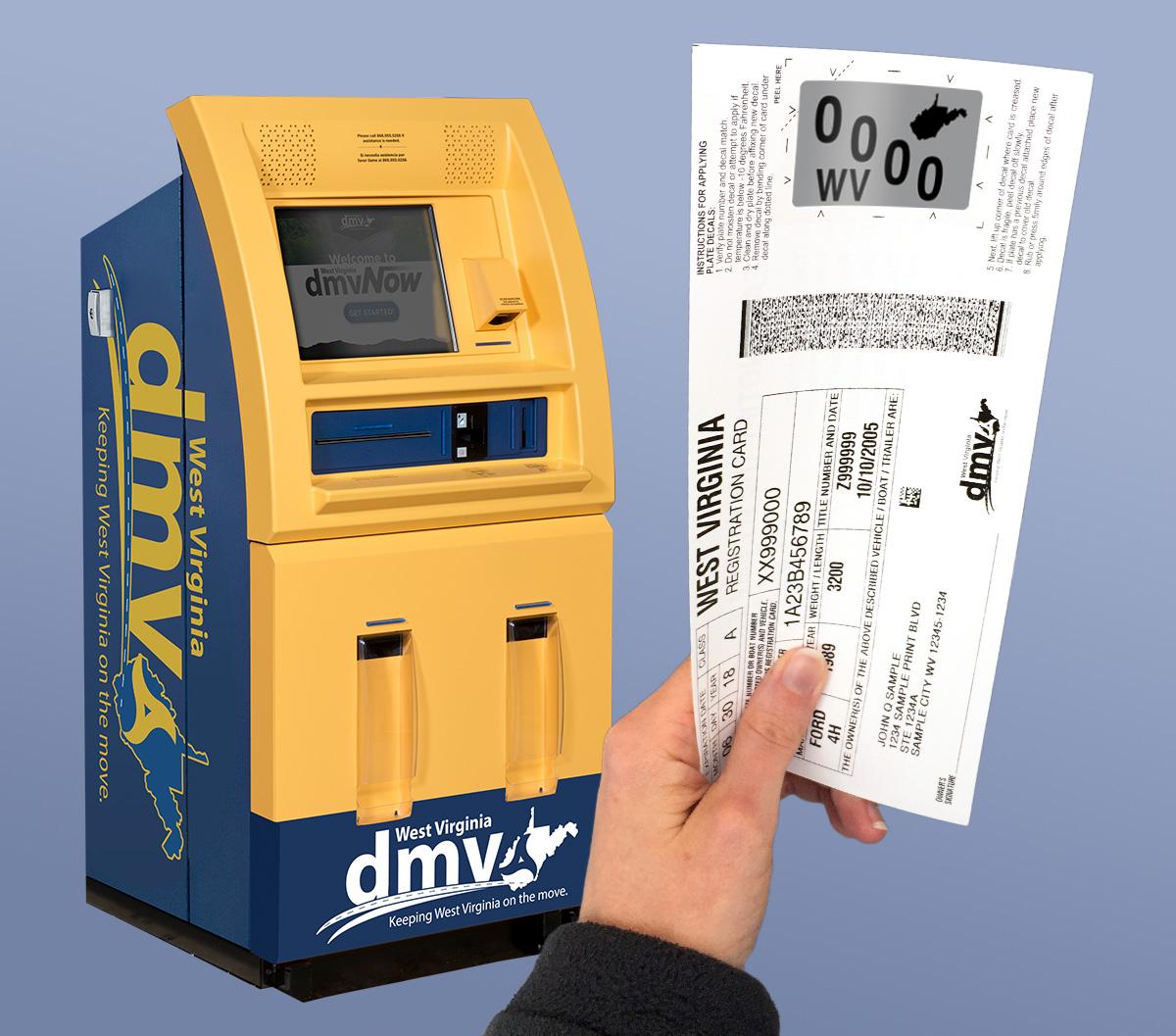 West Virginia DMV announces DMV Now kiosk grand openings at