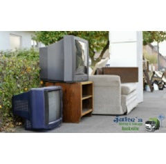 Residential Junk Removal Services From Jake's Moving And Storage Rockville