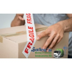 Packing And Unpacking Services From Jake's Moving And Storage Germantown MD