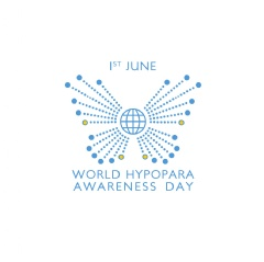 World Hypopara Awareness Day is on the 1st June