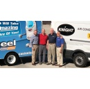 Casteel Heating, Cooling, Plumbing, and Electrical Merges with Knight Air Conditioning and Heating