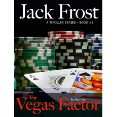 Book #1 in the Jack Frost Thriller Series