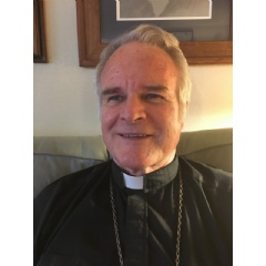 Fr Christopher Kelley is confident as he awaits the judge�s decision