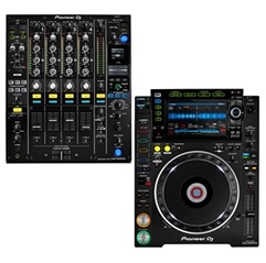 Pioneer DJ's Brand New CDJ 200NXS and DJM 900NXS