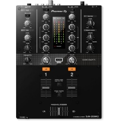 Pioneer DJM-250Mk2 Rekordbox DVS-Ready 2-Channel Mixer