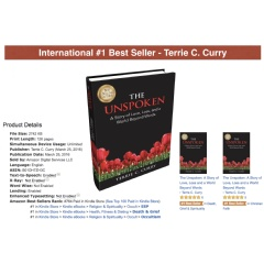 International #1 Best Selling Author - Terrie C. Curry