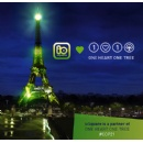 ioSquare Technology Powers 1 Heart 1 Tree During COP21 Climate Conference