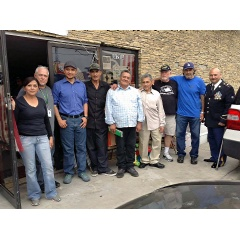 Deported Veterans Support House, Tijuana, Mexico