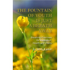 """The Fountain of Youth Is Just A Breath Away"""