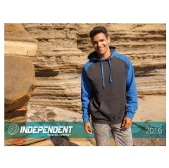 Independent Trading Co. 2016 Blank Fleece and Apparel Catalog
