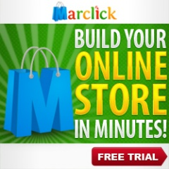 Marclick Online Store Builder and Marketplace