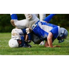 Repetitive collisions from playing impact sports, including football, can lead to traumatic brain injury