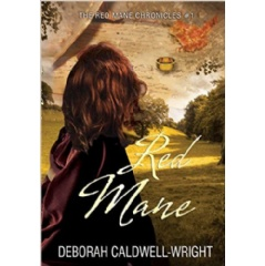 """Red Mane"" by Deborah Caldwell-Wright"