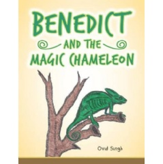 """Benedict and the Magic Chameleon"""