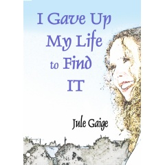 """I Gave Up My Life To Find It"""