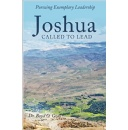 Christian Author Cites Joshua as Example of Leadership