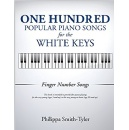 Piano Teacher-Turned-Author Recommends One Hundred Piano Songs Perfect for Playing on White Keys